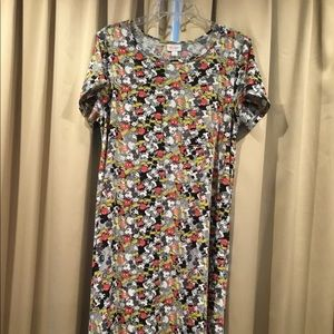 LuLaRoe Disney Carly Large